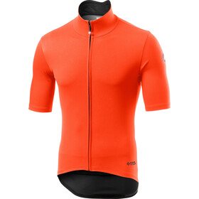 Castelli Perfetto Rain Or Shine Jakke Herrer, orange